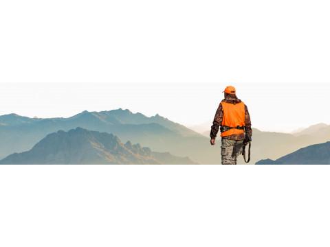 Vêtements et équipements spécifiques pour la chasse